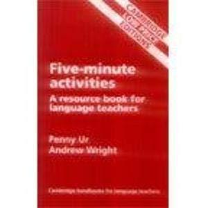 9780521694452: Five Minute Activities (CLPE)