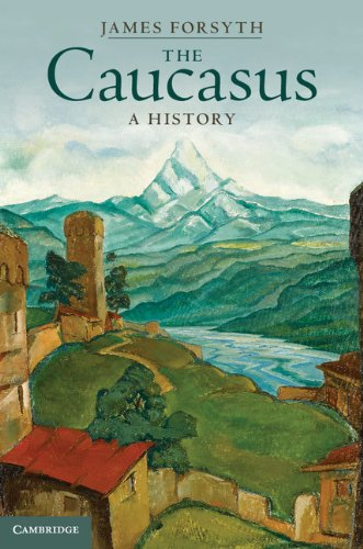 9780521694612: The Caucasus: A History
