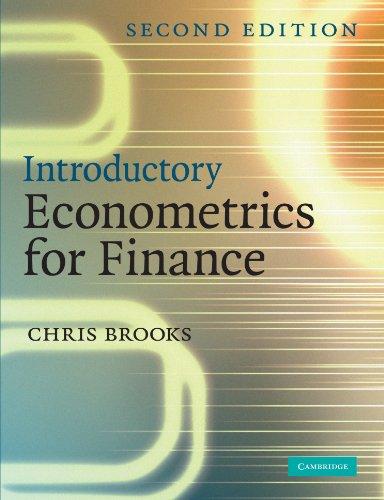 9780521694681: Introductory Econometrics For Finance