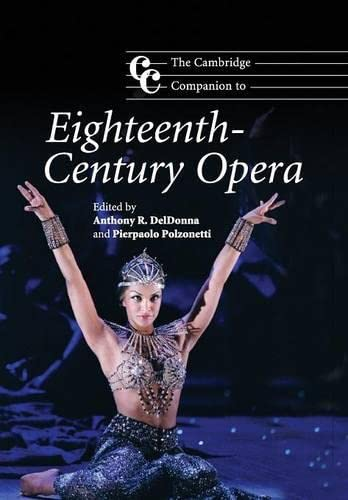 9780521695381: The Cambridge Companion to Eighteenth-Century Opera