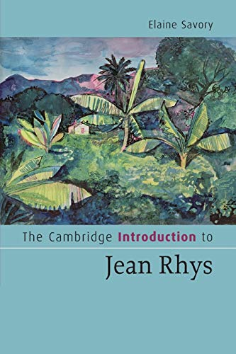9780521695435: The Cambridge Introduction to Jean Rhys (Cambridge Introductions to Literature)