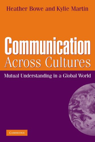 9780521695572: Communication Across Cultures: Mutual Understanding in a Global World