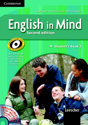 9780521695787: English in mind. Student's book. Per le Scuole superiori. Con CD Audio. Con CD-ROM: 2