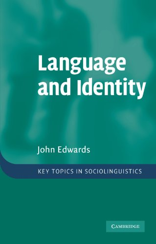 9780521696029: Language and Identity Paperback (Key Topics in Sociolinguistics)