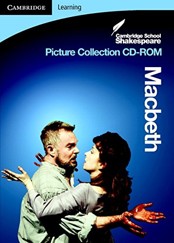 9780521696050: CSS Picture Collection: Macbeth (Cambridge School Shakespeare)