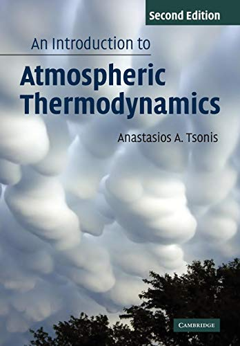 9780521696289: An Introduction to Atmospheric Thermodynamics 2nd Edition Paperback