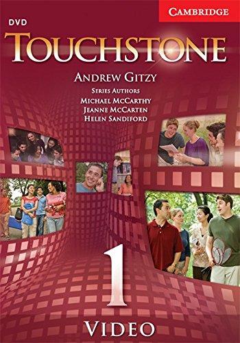 Touchstone Level 1 DVD: Level 1: Andrew Gitzy, Michael McCarthy, Jeanne McCarten