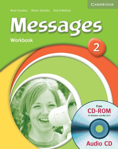 9780521696746: Messages 2 Workbook with Audio CD/CD-ROM