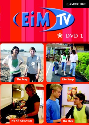 9780521696814: English in Mind Level 1 DVD (PAL/NTSC) and Activity Booklet