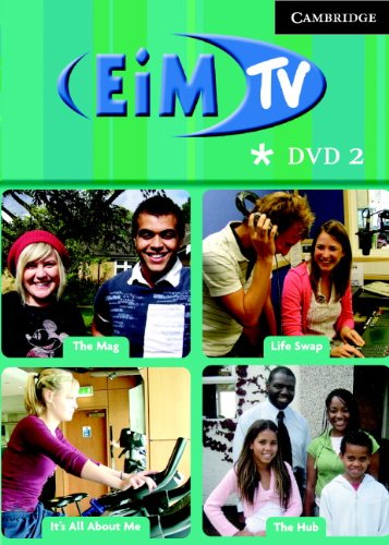 9780521696838: English in Mind Level 2 DVD and Activity Booklet - 9780521696838