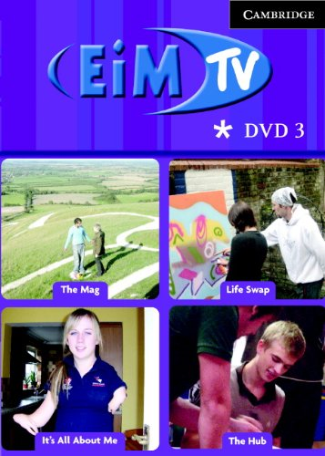9780521696852: English in Mind Level 3 DVD and Activity Booklet