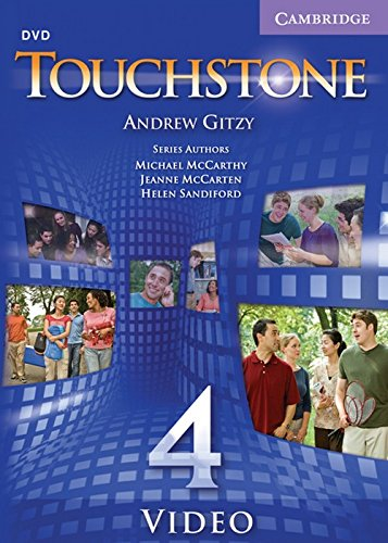 9780521697217: Touchstone Level 4 DVD