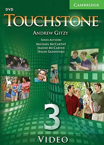 9780521697224: Touchstone Level 3 DVD