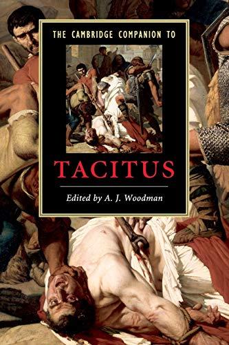 9780521697484: The Cambridge Companion to Tacitus (Cambridge Companions to Literature)