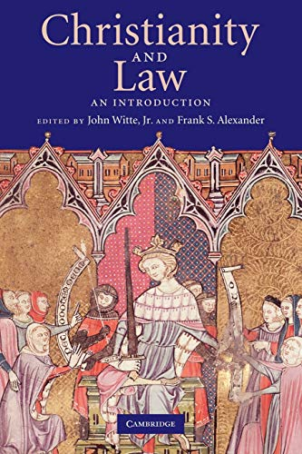 9780521697491: Christianity and Law Paperback: An Introduction: 0 (Cambridge Companions to Religion)