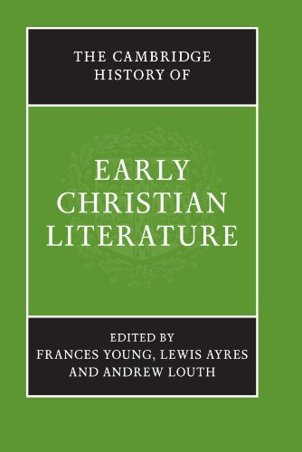 9780521697507: The Cambridge History of Early Christian Literature Paperback