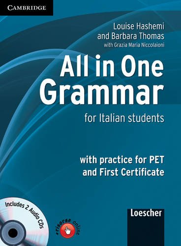 9780521697972: All in one grammar. Con CD Audio. Per le Scuole superiori