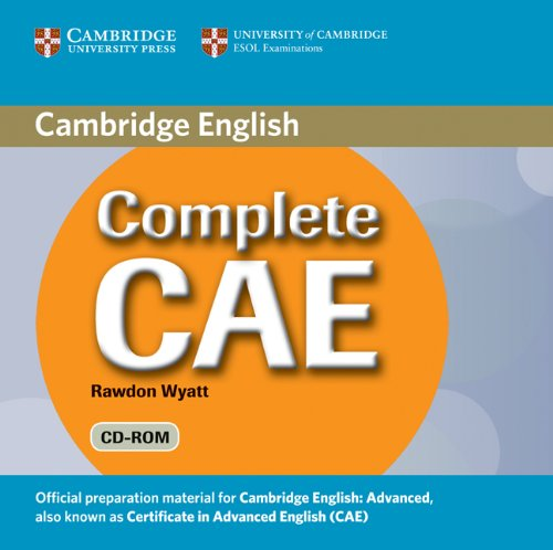 9780521698443: Complete CAE Student's Book Pack (Student's Book with Answers with CD-ROM and Class Audio CDs (3))