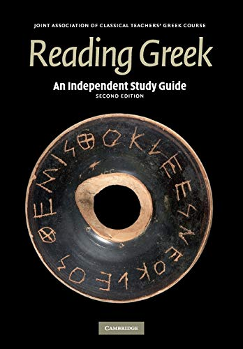 9780521698504: An Independent Study Guide to Reading Greek