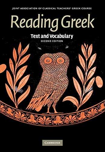 9780521698511: Reading Greek 2nd Edition Paperback: Text and Vocabulary
