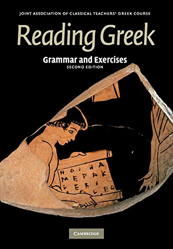 9780521698528: Reading Greek: Grammar and Exercises