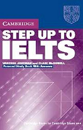 9780521698573: Step up to IELTS Personal Study Book with Answers