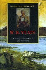 9780521698825: THE CAMBRIDGE COMPANION TO W.B. YEATS
