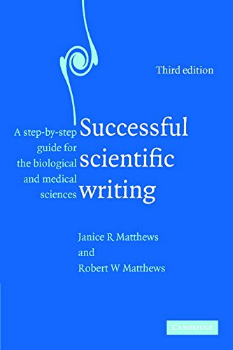 9780521699273: Successful Scientific Writing: A Step-by-Step Guide for the Biological and Medical Sciences