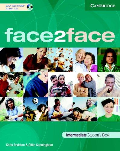 9780521699501: Face2face. Intermediate. Con espansione online. Per le Scuole superiori. Con CD-ROM