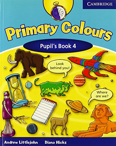 9780521699822: Primary Colours Level 4 Pupil's Book