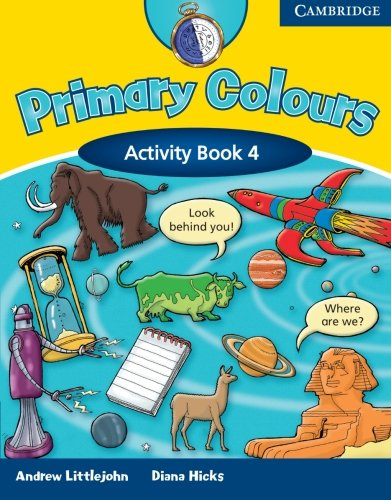 9780521699839: Primary Colours Level 4 Activity Book