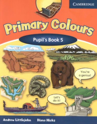 9780521699891: Primary Colours Level 5 Pupil's Book