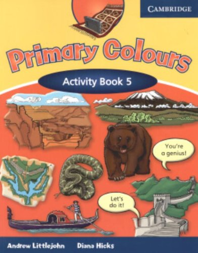 9780521699907: Primary Colours 5 Activity Book: Level 5
