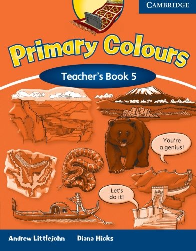 9780521699914: Primary Colours 5 Teacher's Book: Level 5