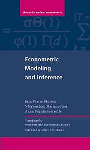 Econometric Modeling and Inference: Jean-Pierre Florens, Velayoudom