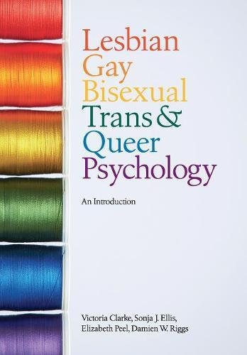 9780521700184: Lesbian, Gay, Bisexual, Trans and Queer Psychology: An Introduction