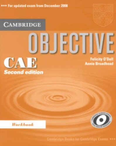 9780521700597: Objective CAE 2nd Workbook