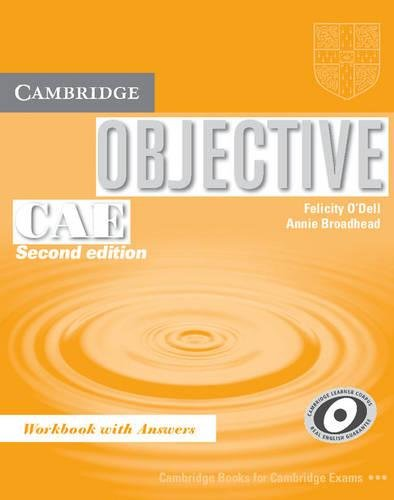 9780521700603: Objective CAE Workbook with answers