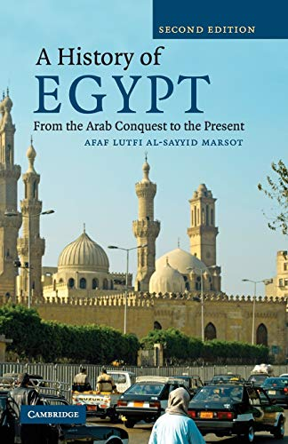 9780521700764: A History of Egypt: From the Arab Conquest to the Present