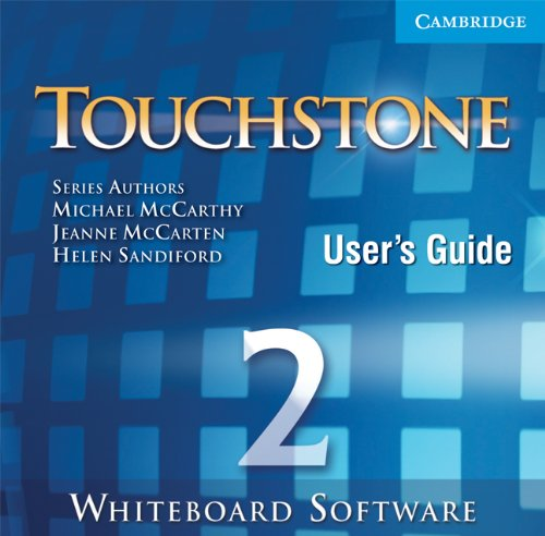 9780521700870: Touchstone Whiteboard Software 2