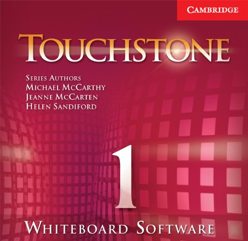 9780521700894: Touchstone Whiteboard Software 1