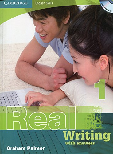 9780521701846: Cambridge English Skills Real Writing 1 with Answers and Audio CD