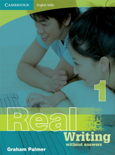 9780521701853: Cambridge English Skills Real Writing 1 without answers