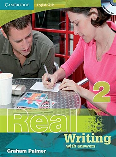 9780521701860: Cambridge English Skills Real Writing 2 with Answers and Audio CD: Level 2
