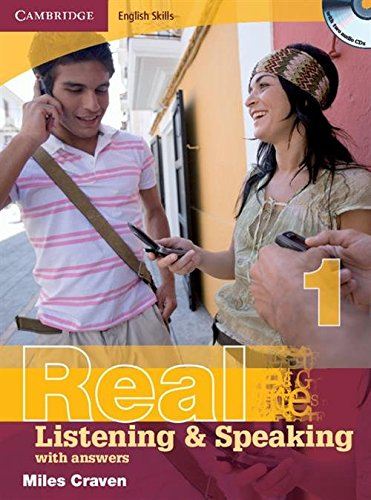 9780521701983: Cambridge English Skills Real Listening and Speaking 1 with Answers and Audio CD
