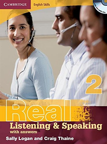 9780521702003: Cambridge English Skills Real Listening and Speaking 2 with Answers and Audio CD