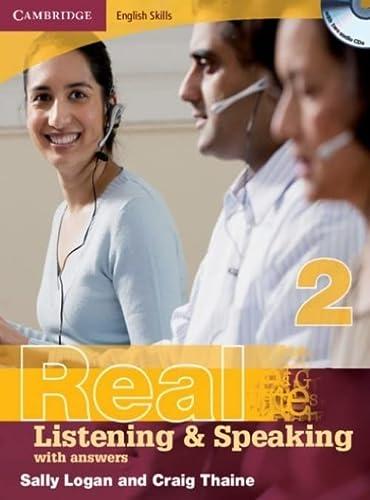 Cambridge English Skills Real Listening And Speaking: Thaine, Craig; Thaine,