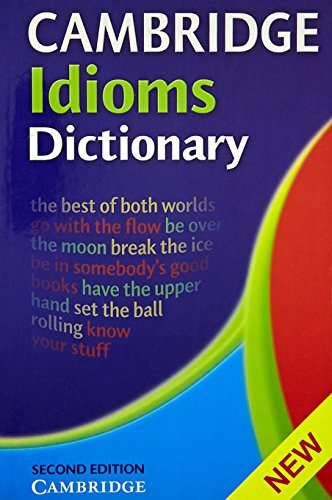 9780521702430: Cambridge Idioms Dictionary, 2nd Edition
