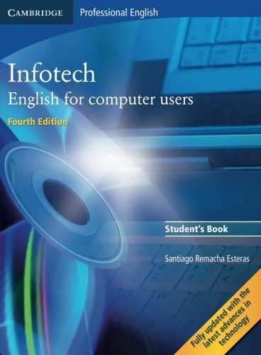 9780521702997: Infotech 4th Student's Book (Cambridge Professional English)