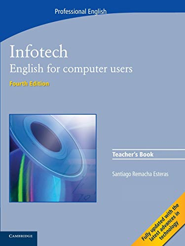 9780521703000: Infotech Teacher's Book (Cambridge Professional English)